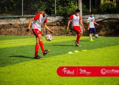 Escuela de Vida Modalidad Fútbol